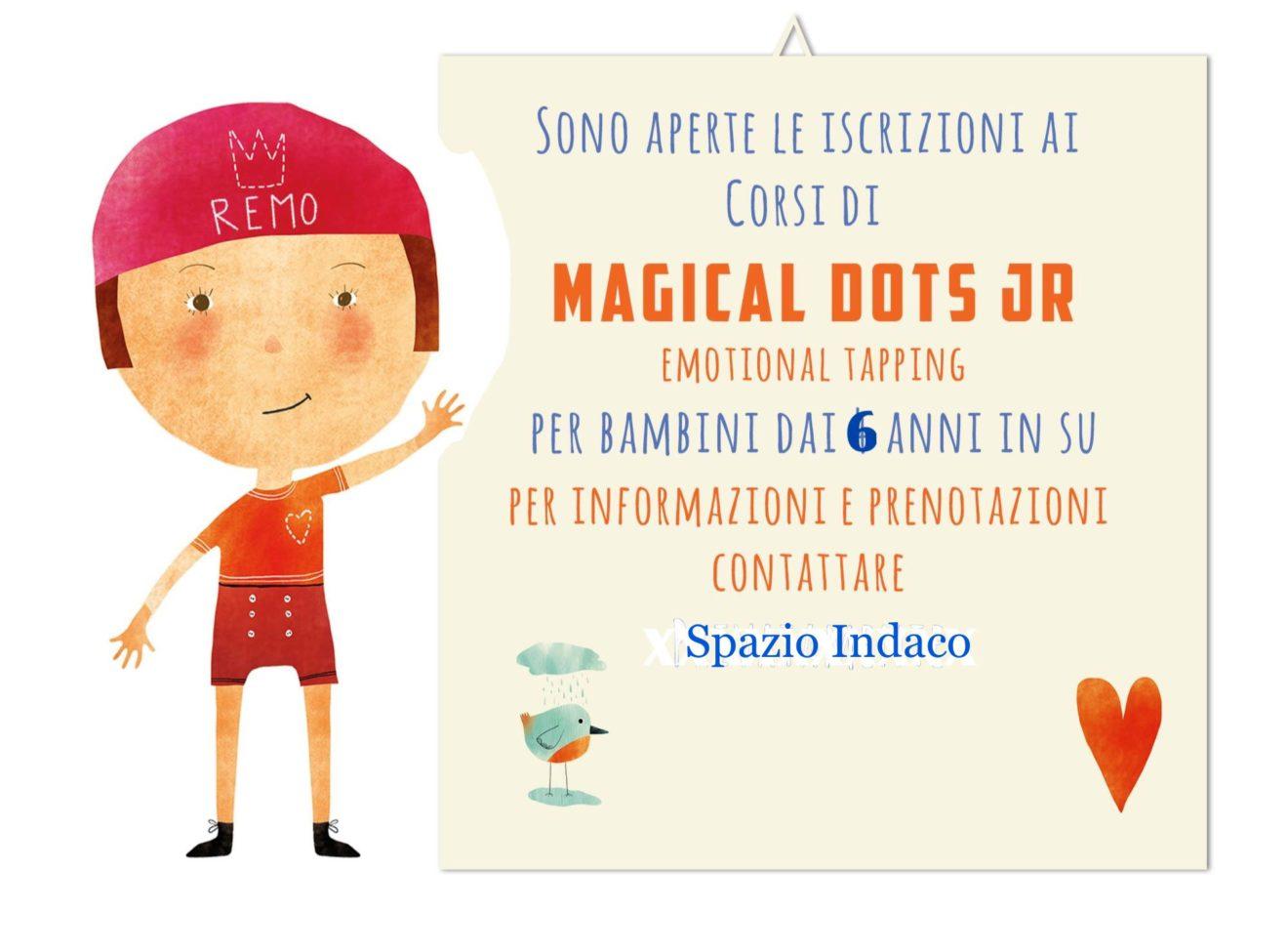 Magical Dots Jr - Emotional Tapping per Bambini