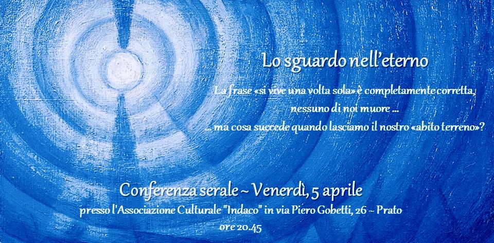 LO SGUARDO NELL'ETERNO ( CONFERENZA SERALE E GIORNATA DI COSTELLAZIONI)