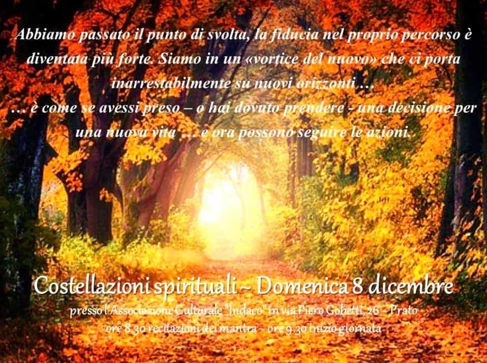 COSTELLAZIONI SPIRITUALI